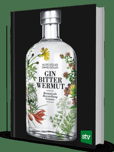 Gin Bitter Wermut Buch von Gölles