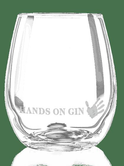 Hands On Gin Glas für Gin Tonic